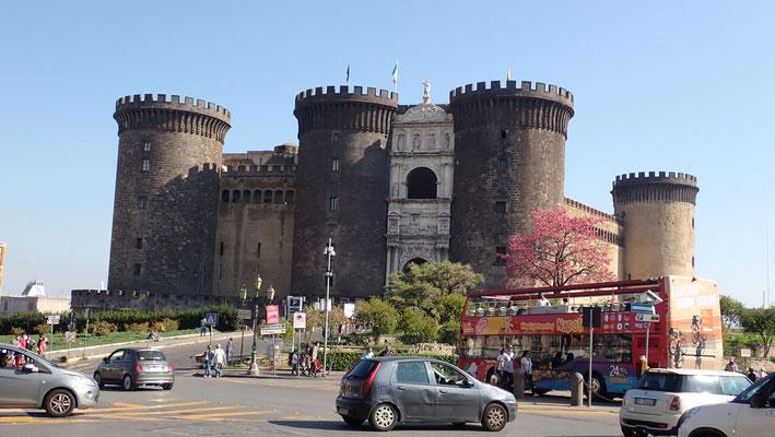 Bild: Castell dell´Ovo