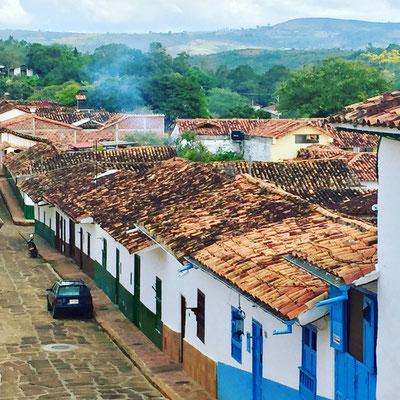 Bild: Alte Straße von Barichara - Foto 3