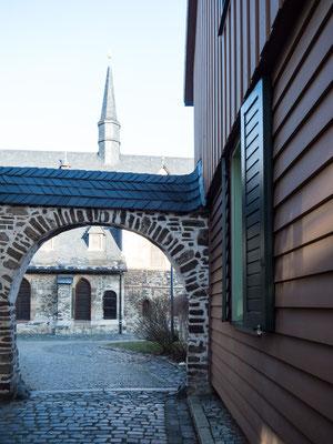 Bild: Johanniskirche in Wernigerode - Foto 2