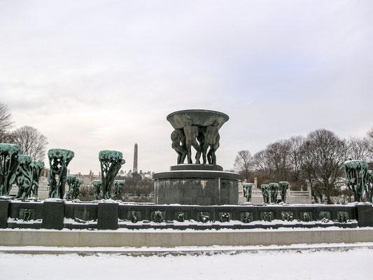 Bild: Vigeland Park - Foto 2