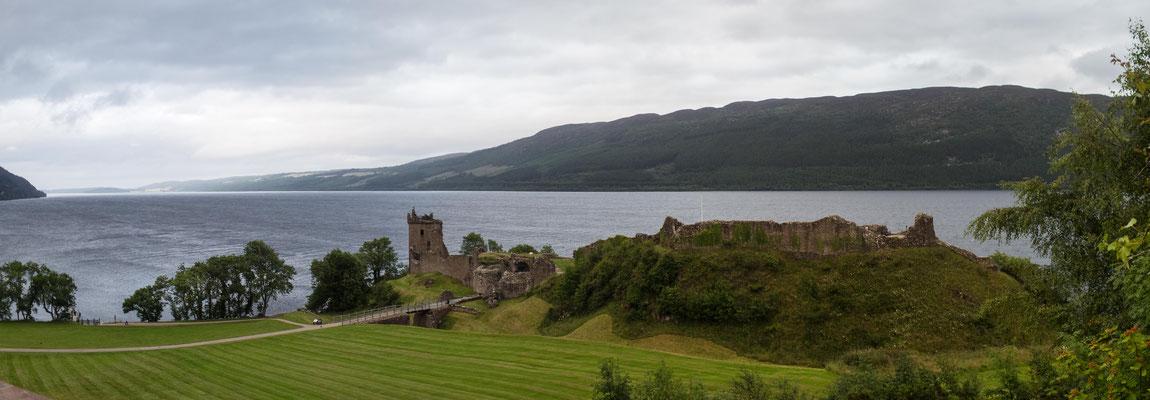 Bild: Urquhart Castle