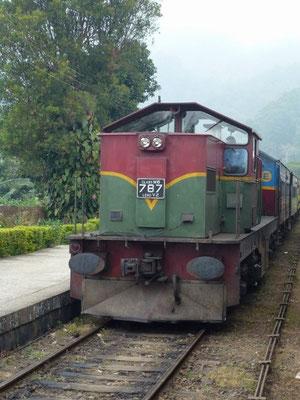 Bild: Lokomotive