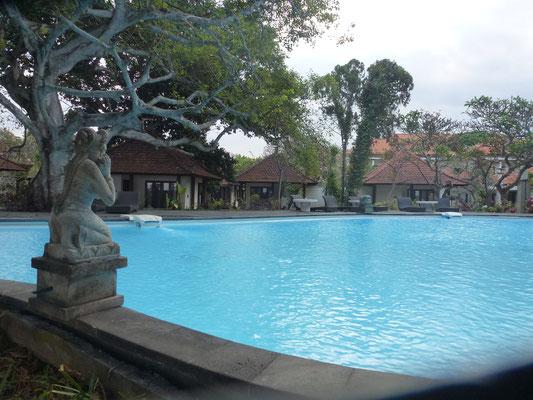 Bild Hotelanlage in Sanur auf Bali - Foto 2
