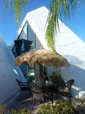 Bild: Die Pyramide bei Fort Myers
