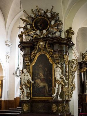 Bild: Bergelkirche in Oppeln