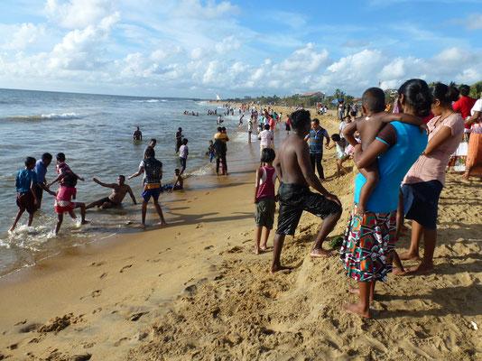 Bild: Negombo Beach Strand