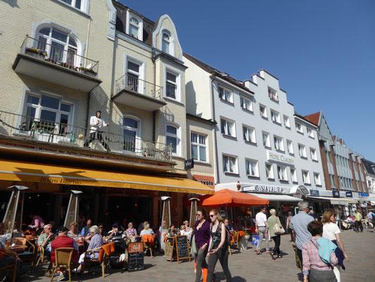 Bild: Einkaufspassage Westerland