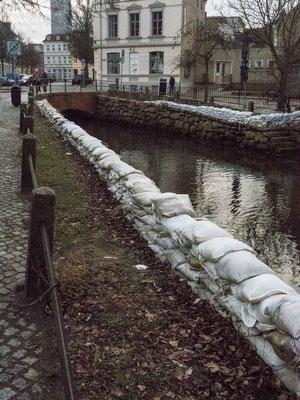 Bild: Die Grube in Wismar - Foto  3