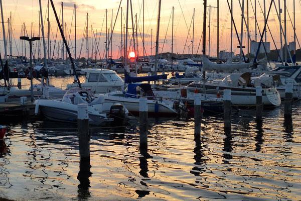 Bild: Jachthafen
