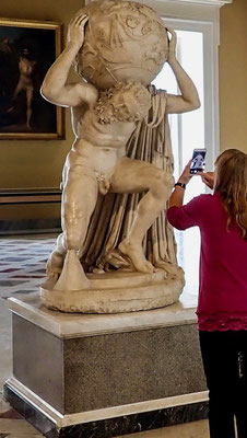 Bild: Atlas Farnese