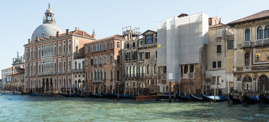 Bild: Die Wasserstraße Canal Grande in Venedig - Foto 6