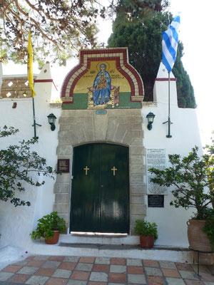 Bild: Kirchentür