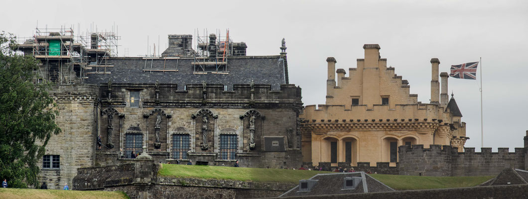 Bild: Stirling Castle