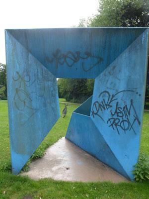 Kunst am Wandse Wanderweg Foto 1