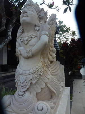 Bild: Wächter Dämonen auf Bali - Foto 2
