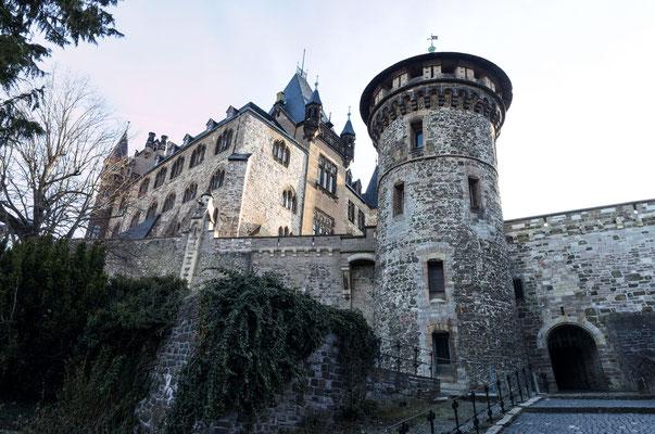 Bild: Schloss Wernigerode im Harz - Foto 1