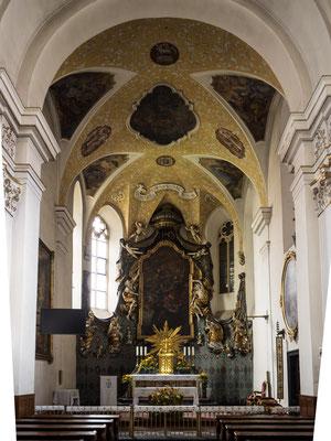 Bild: Die Bergelkirche in Oppeln