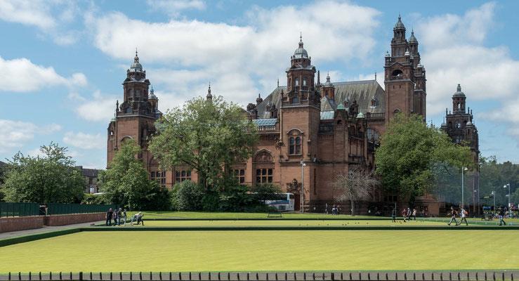 Bild: Kelvingrove Museum und Art Gallery in Glasgow