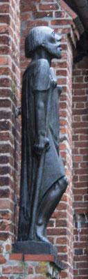 Bild: Barlach-Skulptur