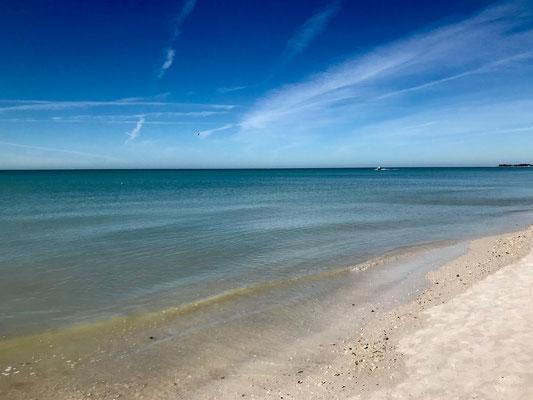 Bild: Das ruhige Meer