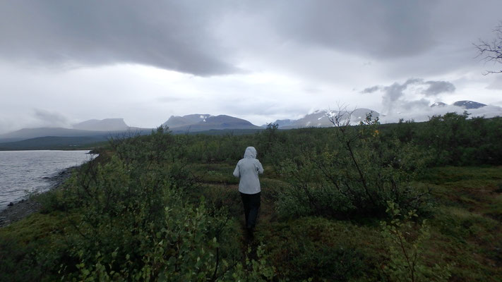 Bild: Abisko Nationalpark