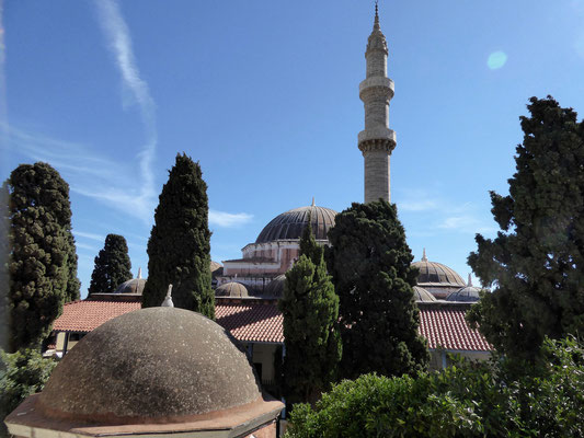 Sultan Mustafa Moschee