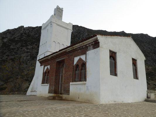 Bild: Spanische Mosche in der Nähe von Chefchouen