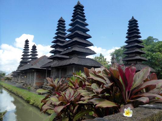 Bild: Tempelanlage Taman Ayun