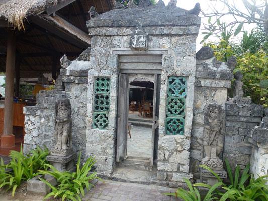 Bild: Eingangstüren auf Bali - Foto 4