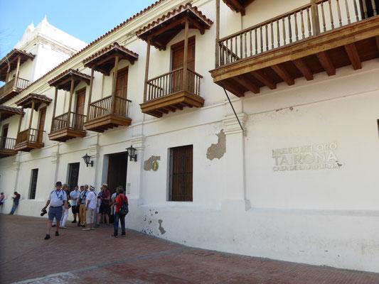 Bild: Straße in Santa Marta