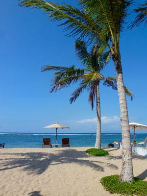 Bild: Strand in Sanur auf Bali - Foto 3