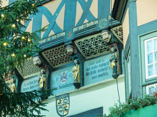 Bild: Historisches Rathaus in Wernigerode - Foto 2