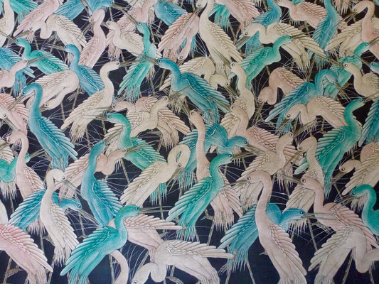 Bild: Vogelgemälde