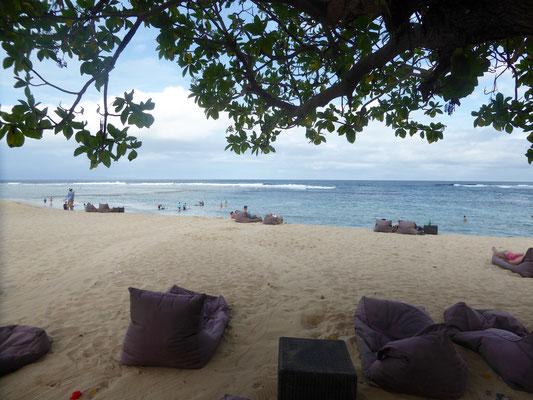 Bild: Am Strand von Nusa Dua - Foto 1