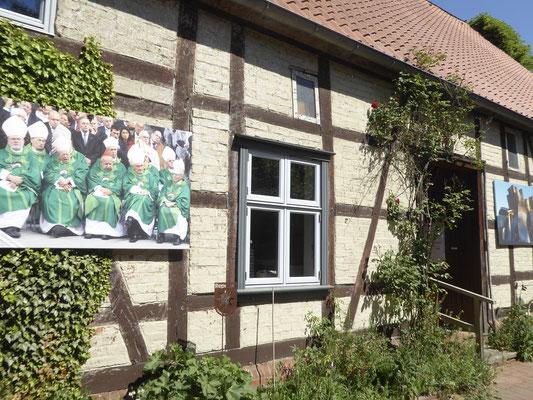 Altes Fachwerkhaus im Wendland Foto 1