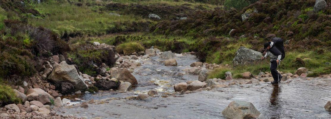 Bild: Flussquerung