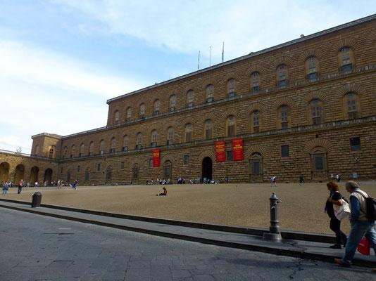 Bild: Palazzo Pitti