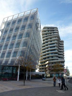 Unileverhaus und Marco-Polo-Haus