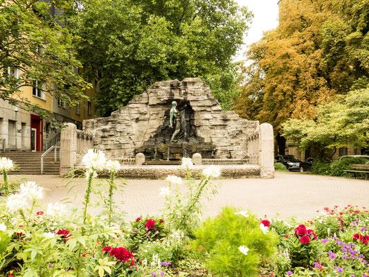 Bild: Haarmannsbrunnen in Osnabrück - Foto 3