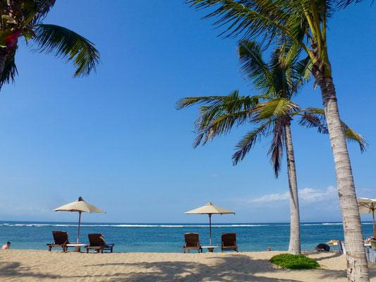 Bild: Strand in Sanur auf Bali - Foto 4