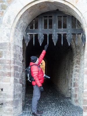 Bild: Schloss Wernigerode im Harz - Foto 2