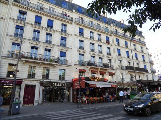 Bild: Place de Clichy