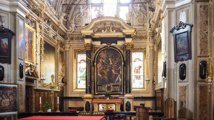Bild: Santissima Pieta - Altar