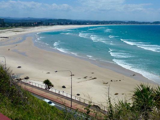 Bild: Kirra Beach