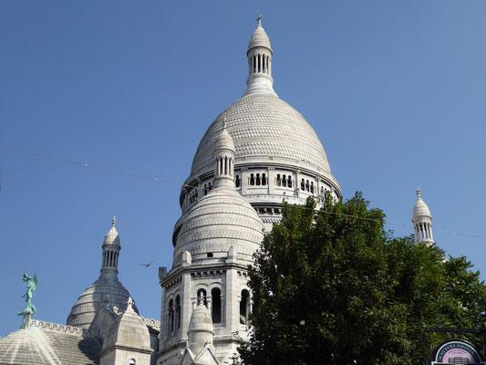 Bild: Die Kuppeln der Basilika