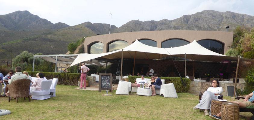 Bild: Restaurant ROCA in Franschhoek