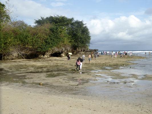 Bild: Am Strand von Nusa Dua - Foto 2