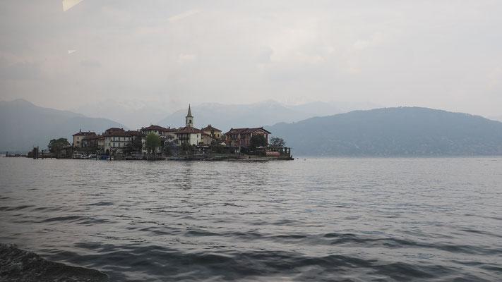 Bild: Die Insel Isola Bella