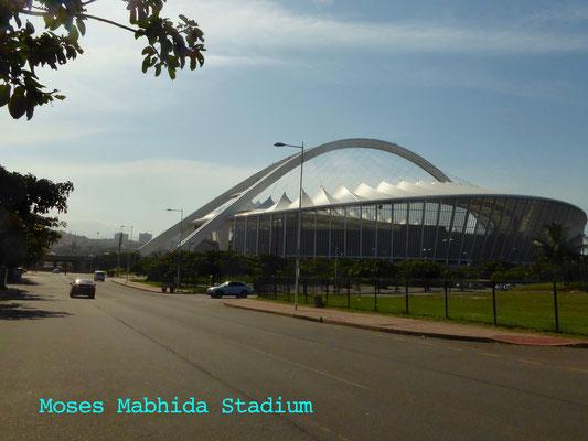 Bild: Moses Mahbid Stadium