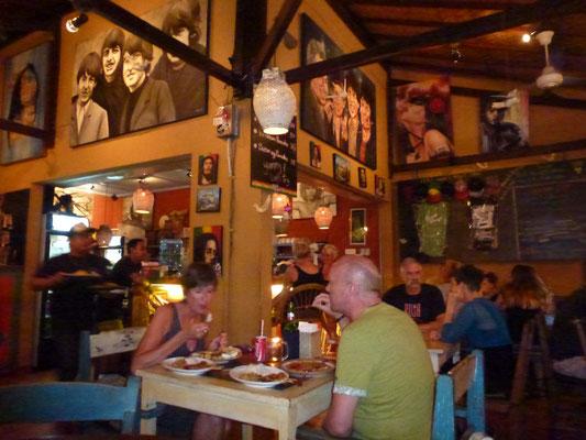 Bild: Gemütliche Bar auf Bali